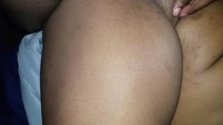 @NastyCouple41 having freaky ebony threesome